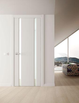 Двери Sofia Original в интерьере в скандинавском стиле